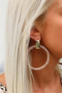 earings bronze /1