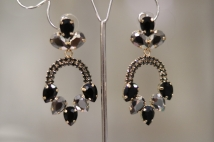 earring Black/12