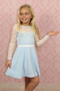 dress light blue