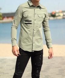 hemd khaki