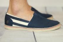 shoes blue marine