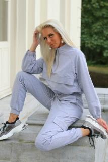 jogging simply grey