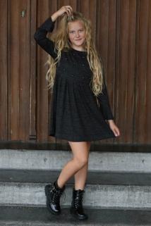 dress black peirle