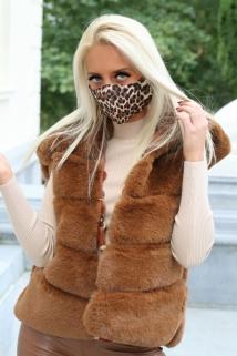 mask leopard