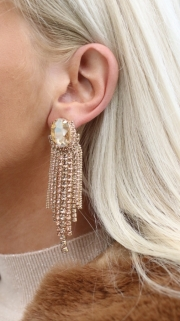 earings bronze