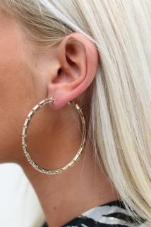 earings gold