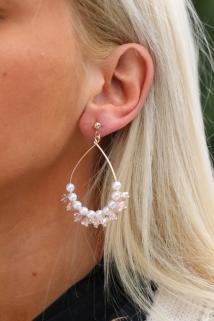 earings peirle pink