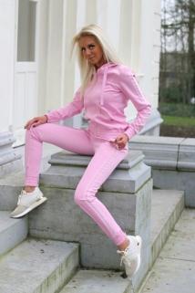 jogging pink