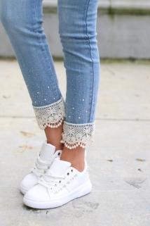jeans k strass
