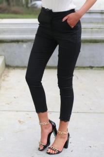 classic pants black
