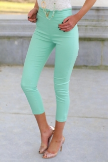 pants classic mint