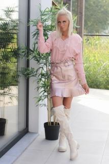 skirt laiderlook pink