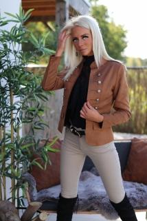 Jacket Khaki Botton