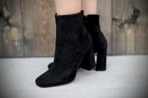 Boots heels black
