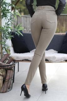 pants taupe toxik