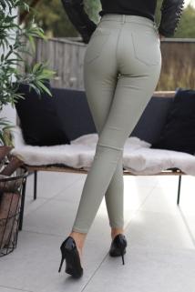 pants light khaki laiderlook toxik